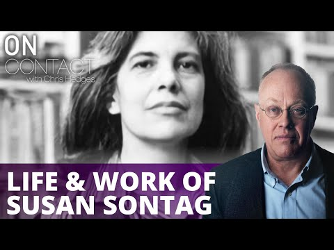 Life & Work of Susan Sontag