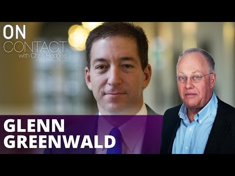 On Contact: Securing Democracy with Glenn Greenwald