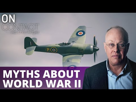 WWII America's historical myths