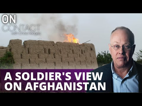 On Contact: The debacle in Afghanistan